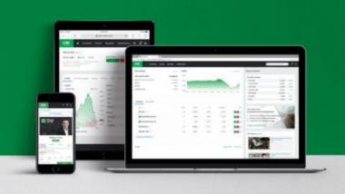 plateforme de trading LYNX Basic