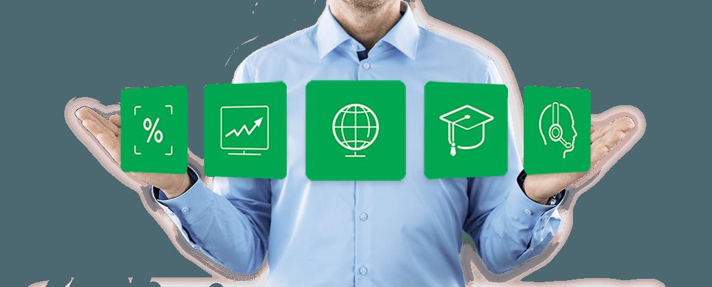 5 raisons pour lesquelles vous devez choisir d'investir