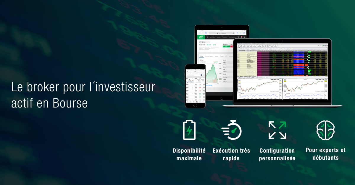 analyse technique - le broker pour l'investisseur actief en Bourse