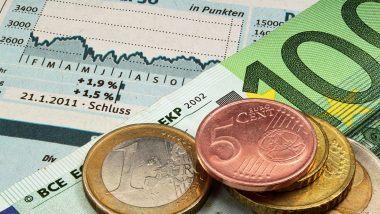 indice eurostoxx 50 sur graphique