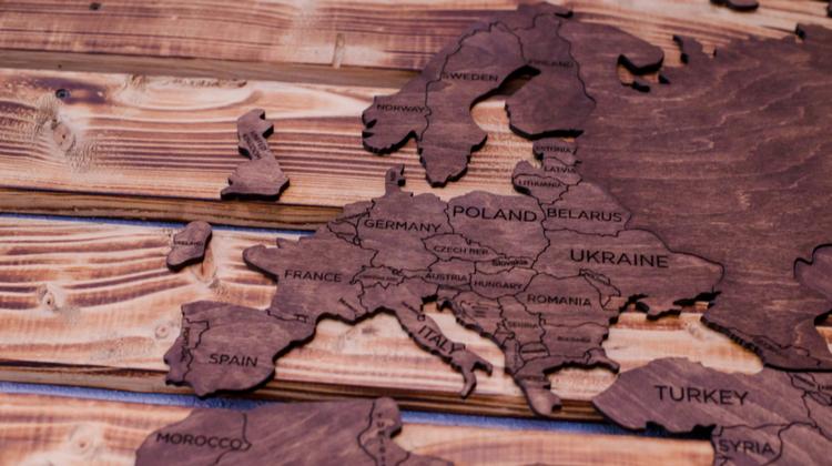 meilleurs dividendes actions européennes illustration carte bois
