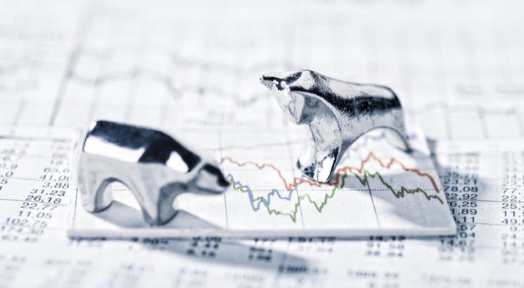 citation finance illustration ours et taureau