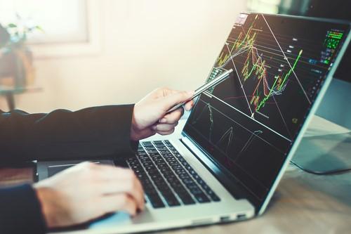 mfi money flow index illustration écran trading - money flow index definition