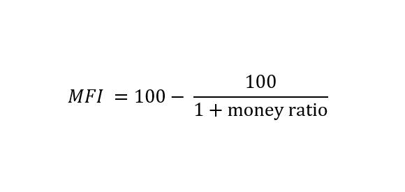 mfi money flow index formule - money flow index definition