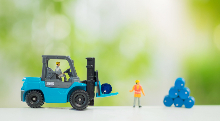 action petrole bourse - action shell - illustration miniature petrole