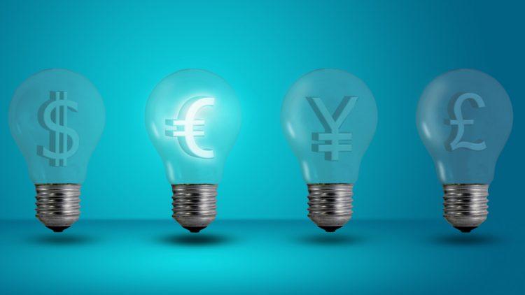 comment faire du trading forex - illustration devises ampoules - article 11 Forex eBook