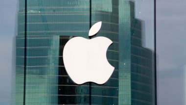 cours de l'action apple - apple coronavirus - façade building apple