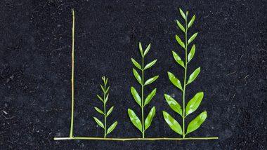 investir dans l'économie verte - entreprise hydrogène bourse - investir dans l'hydrogène - graphique croissance verte