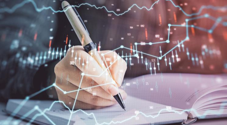 correlation trading - correlation bourse - illustration livres crayon