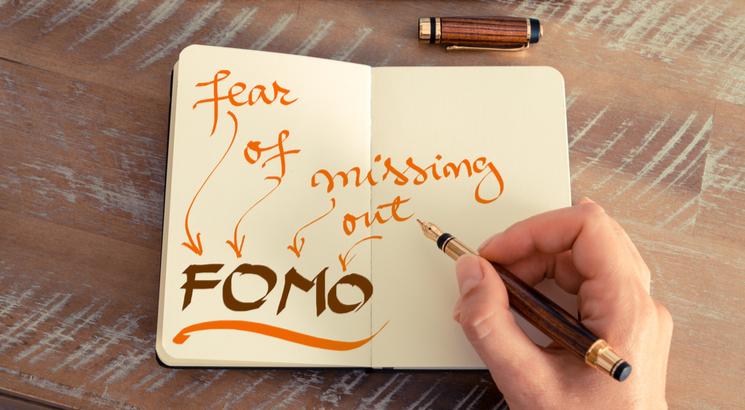 la psychologie du trader - psychologie trading - illlustration FOMO