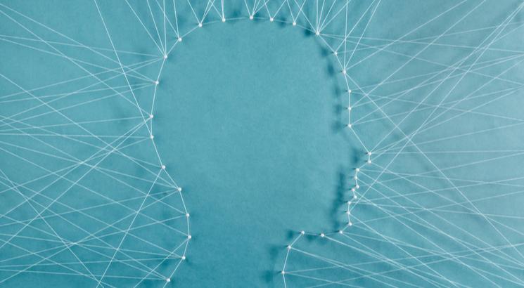 la psychologie du trader - psychologie trading - illlustration visage fils