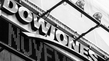 dow jones futures ym - ym dow jones - illustration façade dow jones