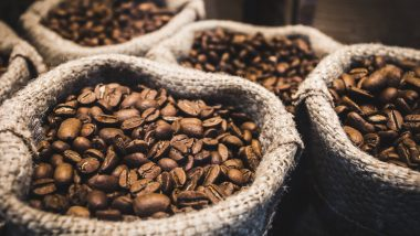 bourse café - investir dans le café - paniers de café remplis