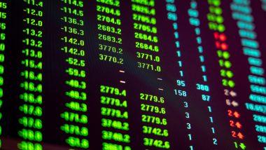 volume actions - volume trading - illustration listes chiffres