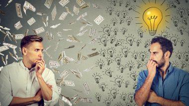 bourse psychologie - sentiment trading – hommes affaires argent