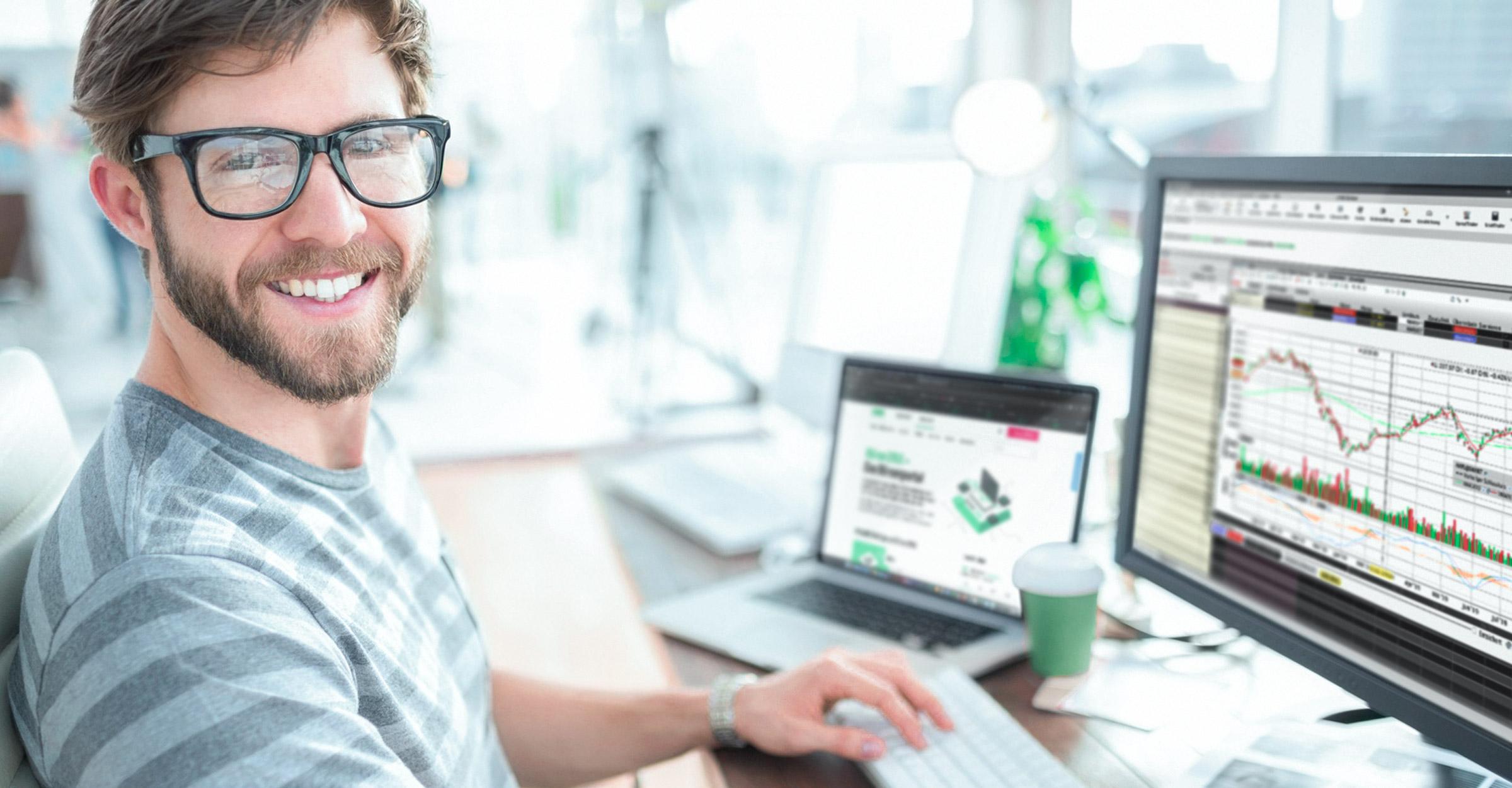 La plateforme de trading TWS - Professionnelle et comfortable