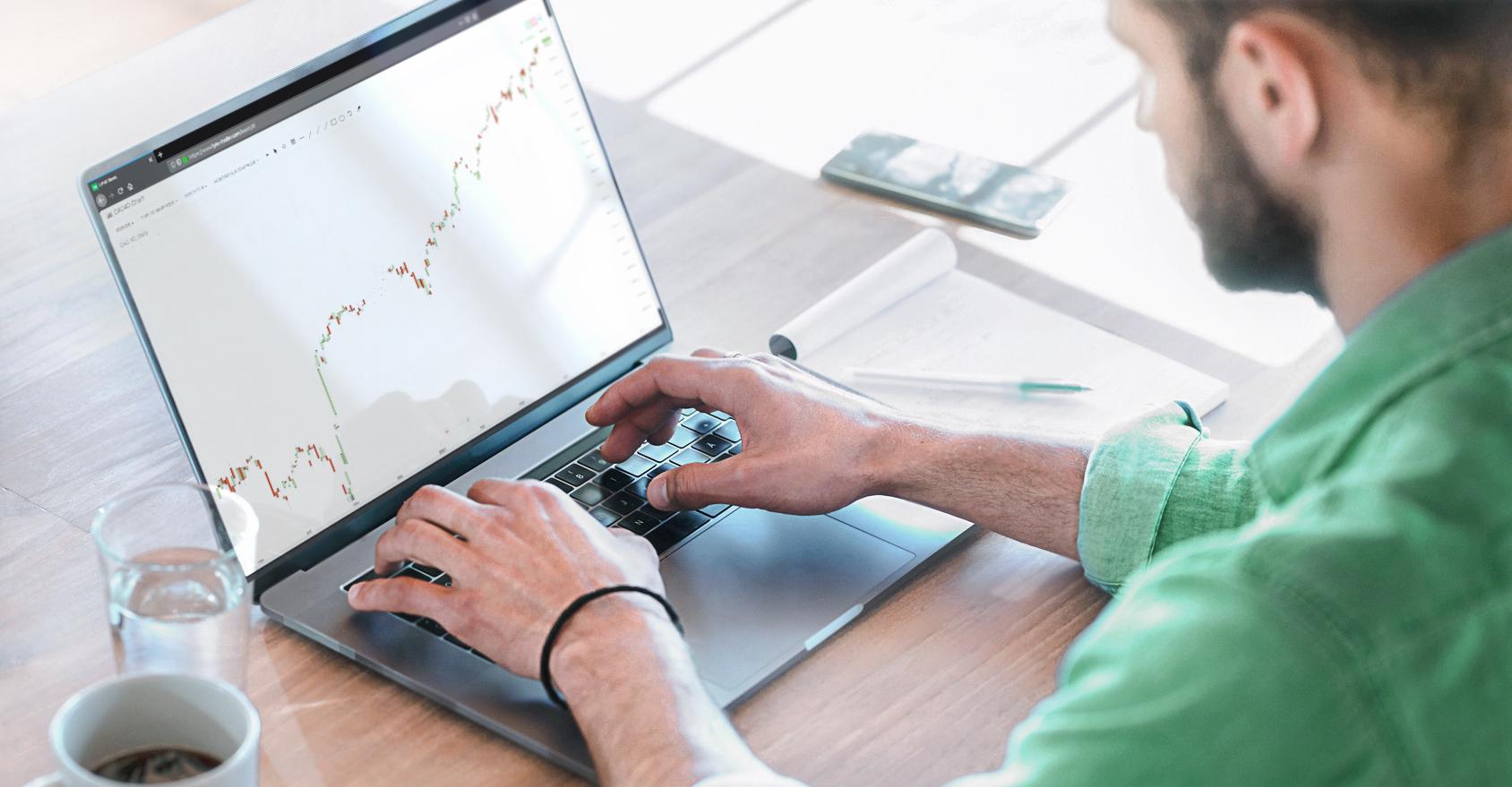 LYNX Basic - Le web trader pour investir via votre navigateur